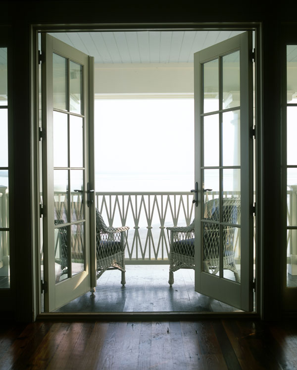 Chadsworth columns photo gallery for French balcony doors